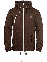 SOLID Tilden Herren Übergangsjacke Jacke mit Kapuze aus hochwertigem Material