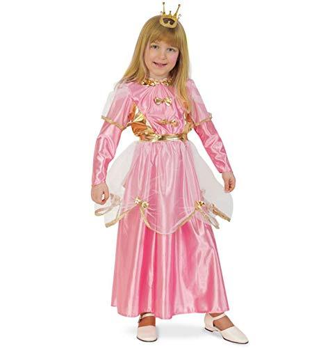 KarnevalsTeufel Kinderkostüm Prinzessin Annabell, Princess, 2-TLG. Kleid mit -