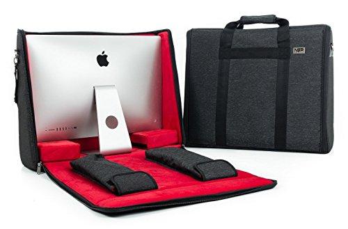 NSP Cases - Bolsa de viaje para iMac (27'), correa de hombro