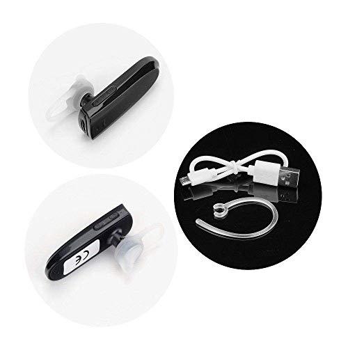 OZZZO Headset kopfhörer Bluetooth schwarz für Asus ZenFone Zoom S ZE553KL Zoom Bluetooth Kopfhörer