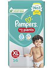 Pampers Diaper Pants, XL, 56 Count