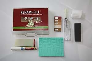 reparatur set kerami fill f r die instandsetzung von sch den bei keramik stein und fliesen. Black Bedroom Furniture Sets. Home Design Ideas