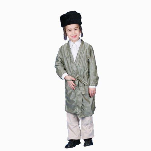 Kostüm Jüdischer Rabbi - Dress Up America Jüdisches Rabbi-Erwachsen-Kostüm