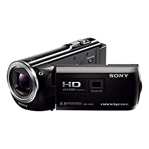 Sony HDR-PJ320EB.CEN Caméscope numérique 2,3 Mpix 30x USB/HDMI Noir
