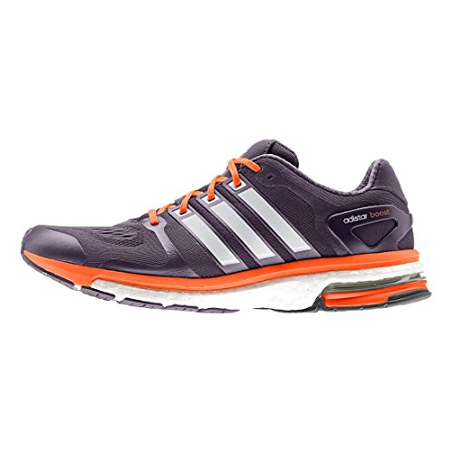 Adidas Adistar Boost W Esm Violet / gris Chaussure de course 5 nous Purple/Orange