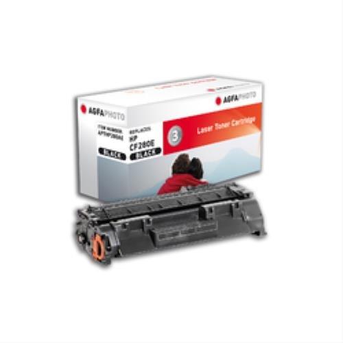 Preisvergleich Produktbild AgfaPhoto APTHP280AE Toner für HP LJPRO400, 2700 Seiten, schwarz