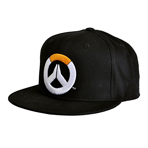 Overwatch Frenetic Snapback-Cap schwarz