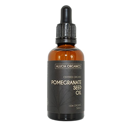 Alucia Organics Aceite orgánico certificado granada