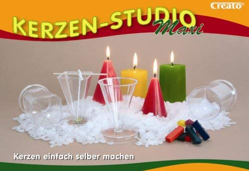 Kerzengieß Set Maxi, Kerzengießen, Kerzen selber machen