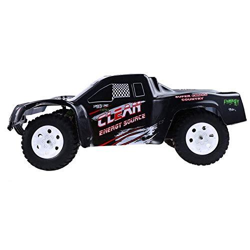 Ferngesteuertes Auto,RC Auto1:10 2.4Ghz Racing Truck Geländewagen High Speed Monster Truck RC Buggy Race Rennauto Mit Wiederaufladbare Akku,Geschenk-46*25.5*19cm/18*10*7.5 Inches ,1:10