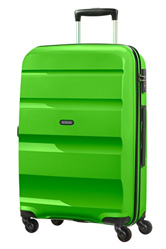 American Tourister Bon Air Spinner M Maleta, 57.5 Litros, Color Verde