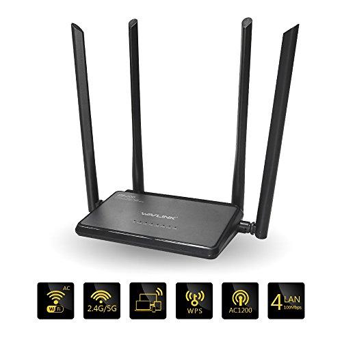 WAVLINK AC1200 Wireless WiFi Router
