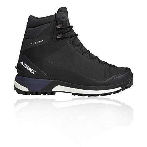 adidas Herren Terrex Tracefinder Ch Cp Trekking-& Wanderstiefel, Schwarz Negbás/Carbon 0, 42 EU