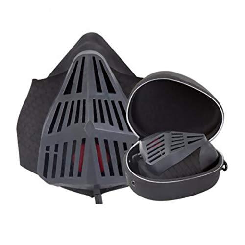 Yissma Fitness-Trainingsmaske, Atemmaske Training Mask Höhentraining Fitness-Studio Laufen Trainingsmaske