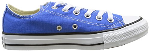 Converse Ctas Core Ox, Baskets mode mixte adulte Bleu