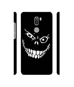 NattyCase Joker Design 3D Printed Hard Back Case Cover for Xiaomi Mi 5s Plus