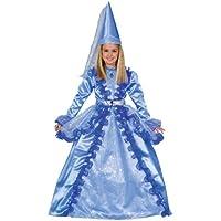 Dress Up America 562-S - Costume per travestimento da Fata Turchina, Bambina, Small (4-6 anni)