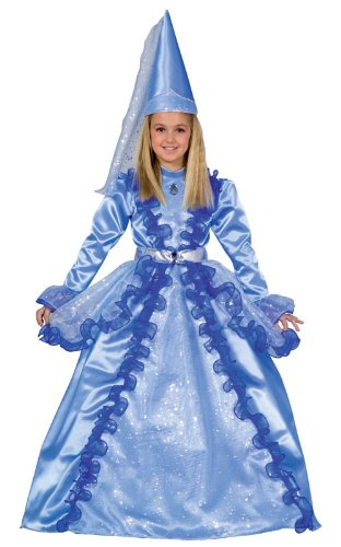 Dress Up America 562-T4 - Costume per travestimento da Fata, Bambina, 3-4 anni (vita 69 cm, altezza 97 cm)