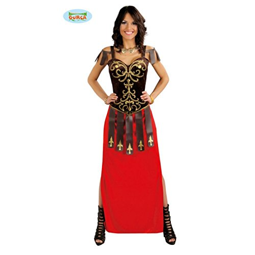 Farfouil en Fête Party Kostüm Gladiatorin (Kostüm De Guerriere)