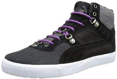 Puma Tipton Winter 355529, Herren Sneaker, Schwarz (black-sparkling grape 02), EU 40 (UK 6.5) (US 7.5)