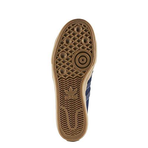 adidas Herren Matchcourt RX Skateboardschuhe blau (Maruni/Gum4/Plamet)