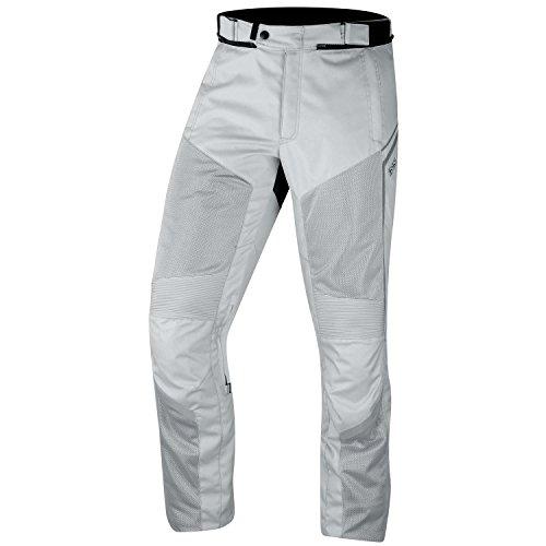 Preisvergleich Produktbild IXS Archer Motorrad Textilhose,  Farbe grau,  Größe 2XL