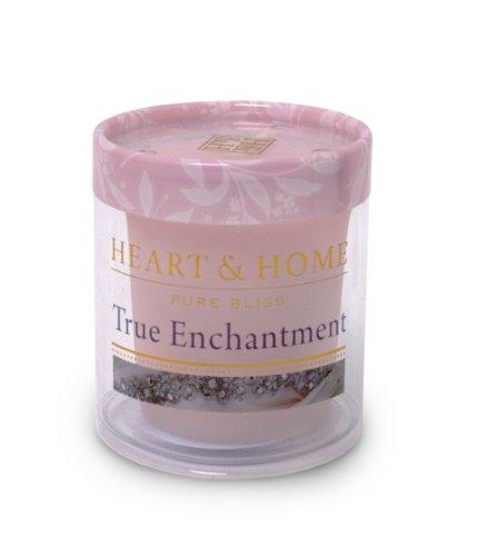 Heart & Home - Vela, aroma encantado (50 gr)