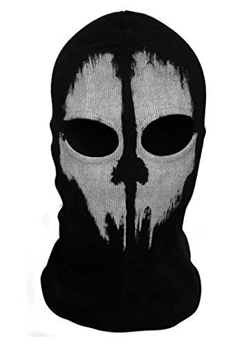 Xcoser Costume COD Ghosts Maske Terror Wry Maske -