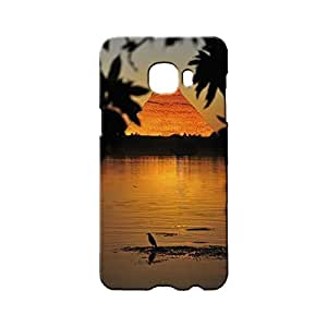 BLUEDIO Designer Printed Back case cover for Samsung Galaxy C7 - G8916