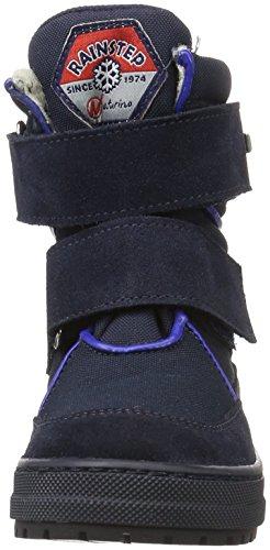 Naturino Naturino Jannu, Bottes mi-hauteur avec doublure chaude fille Bleu - Blau (Blau_9132)