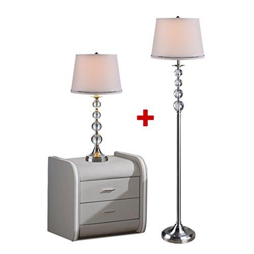 personnalité simple Lampe de table de style européen Décoration de luxe Décoration de style américain Chambre à coucher Lampe de chevet Lampe de table moderne Salon de mode créative (Couleur : 4)