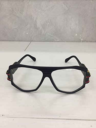 Brillen Eyewear Cazal Legends Vintage 163 11 matt black red 100% Authentic new