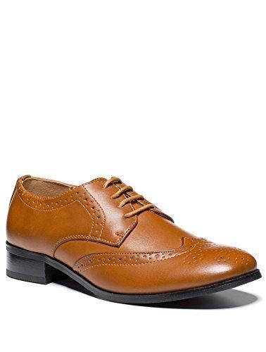 Paisley of London, Niño Zapatos Color Canela, niño, usado segunda mano  Se entrega en toda España
