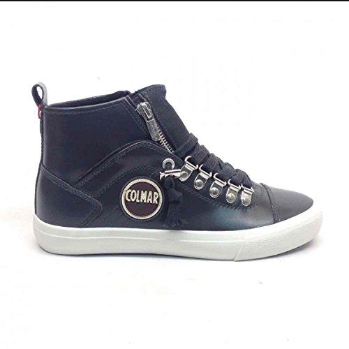 COLMAR Durden Neat sneakers donna sportiva ECO PELLE GREY GRIGIO 095 40