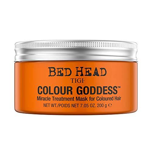 Tigi BED HEAD Colour Goddess Miracle Treatment Mask, 1er Pack (1 x 200 g)