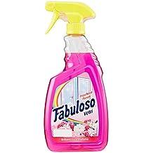 Fabuloso - Detergente vetri e multiuso, Freschezza Floreale -  600 ml