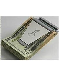 Slim Clip Silver Money Clip(Set Of 2)