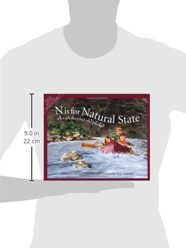 N Is for Natural State: An Ark (Discover America State by State)