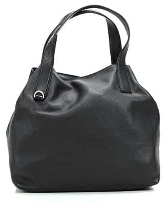 original coccinelle tasche mila damen schwarz c1rf5110101001 schuhe handtaschen. Black Bedroom Furniture Sets. Home Design Ideas