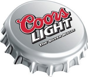 1-x-coors-light-bottle-cap-tin-sign-by-millercoors-llc