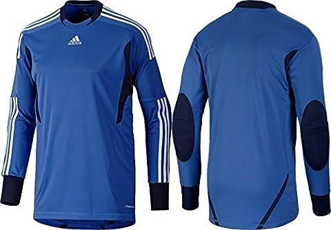 adidas Performance - Herren Torwart-Trikot - Gepolstert - Blau -