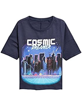 next Niñas Camiseta Cosmic Dreamer (3-16 Años) Estándar