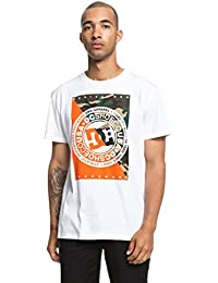 be9300fef0c6 DC Shoes Warfare - T-Shirt col Rond pour Homme EDYZT03859