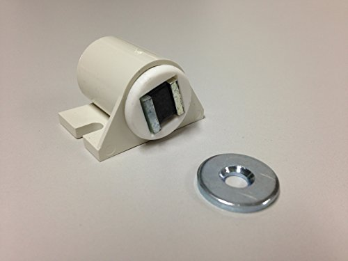 Magnetisches Schließsystem Magnetschnäpper Möbelschnäpper 18 x 30mm