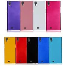 Prevoa ® 丨Flip funda protectora de Alta calidad del case del soporte para el de ThL T100S Smartphone (rojo ,negro,blanco ,rosa,rosa oscuro,azul) , - - - - - enviaremos el color por defecto - negro! Si necesita otro color, por favor envíenos el mensaje!
