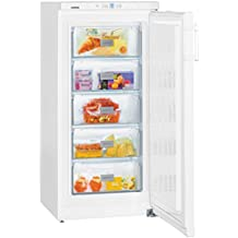 Liebherr GNP 2303 21 Comfort GP2033 Freestanding SmartFrost 156 Litre Freezer White With Automatic SuperFrost Function And VarioSpace