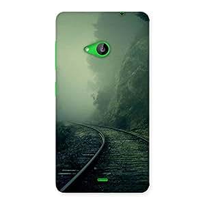 Fog Track Back Case Cover for Lumia 535
