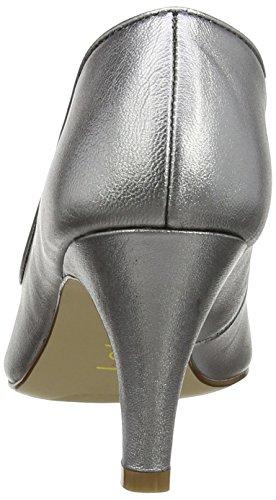 Lotus - Belinda, scarpe con tacco  da donna grigio (Grau (Light Pewter Leather))