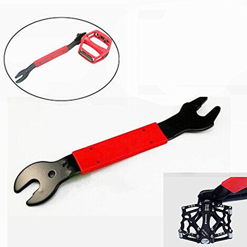 Cycling Bike Bicycle Repair Tool pedal wrench...