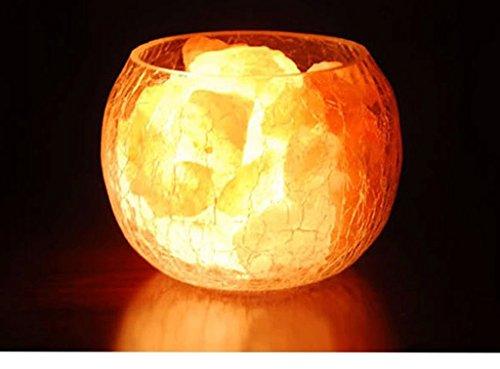 Nachttischelampen Salzkristall im Vergleich - Beste-Tische.de